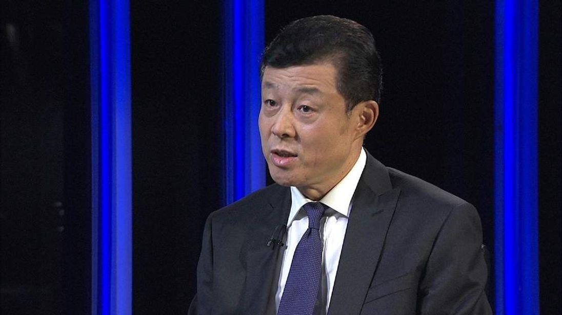 Chinese Ambassador To The UK Liu Xiaoming