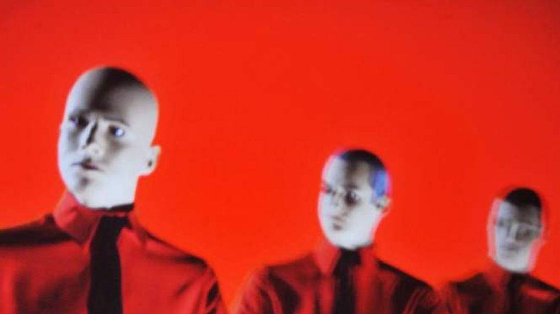 Fritz Hilpert and Stefan Pfaffe of Kraftwerk
