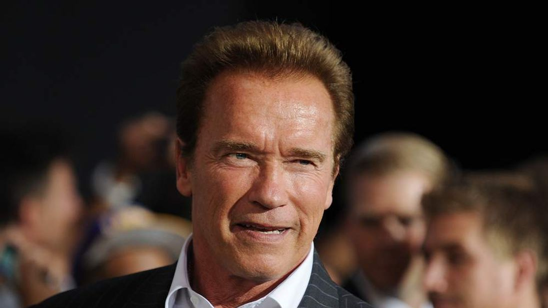 Arnie Quote Voted Most Memorable Movie Quote Of All Time
