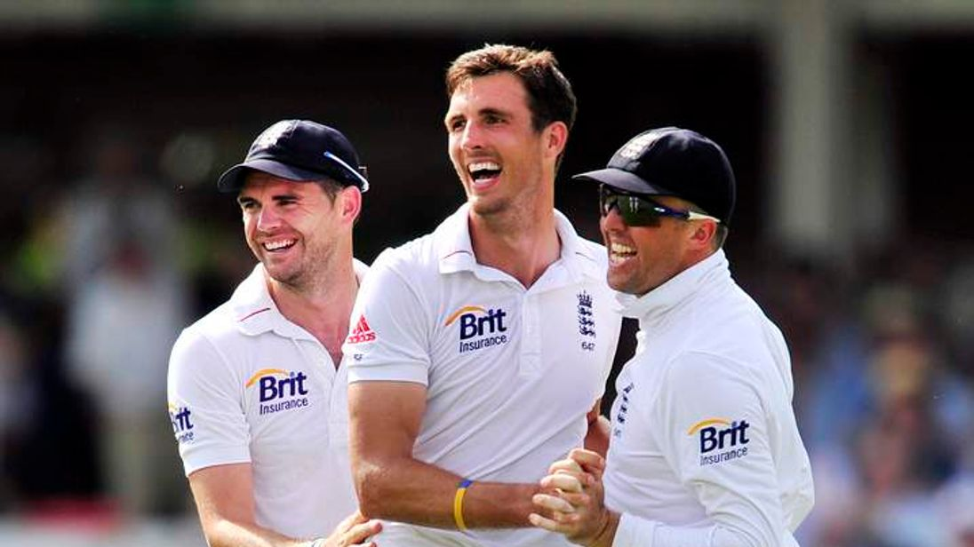 Anderson, Finn and Swann