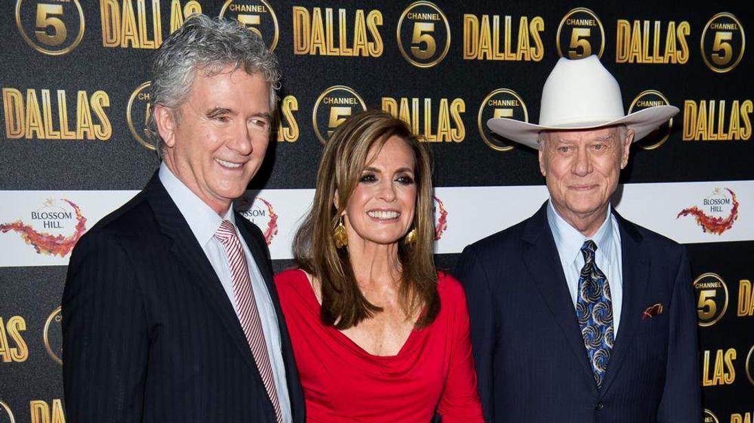 Channel 5 Dallas - Launch Party