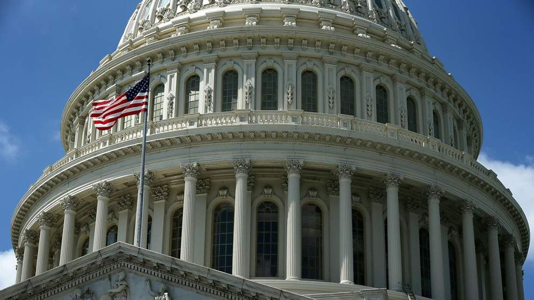 Congress Struggles With Funding Repairs To U.S. Capitol Dome