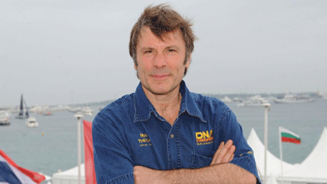Iron Maiden lead singer Bruce Dickinson