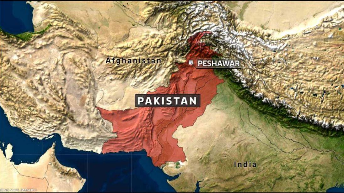 Peshawar, Pakistan.