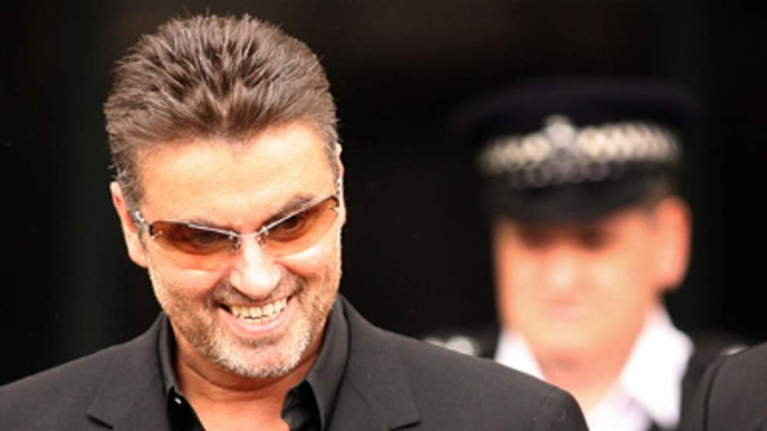 Former Wham singer George Michael in 2007 after admitting being unfit to drive