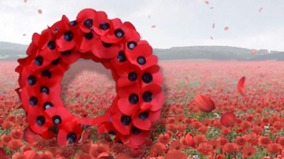 Armistice Day Act Of Remembrance