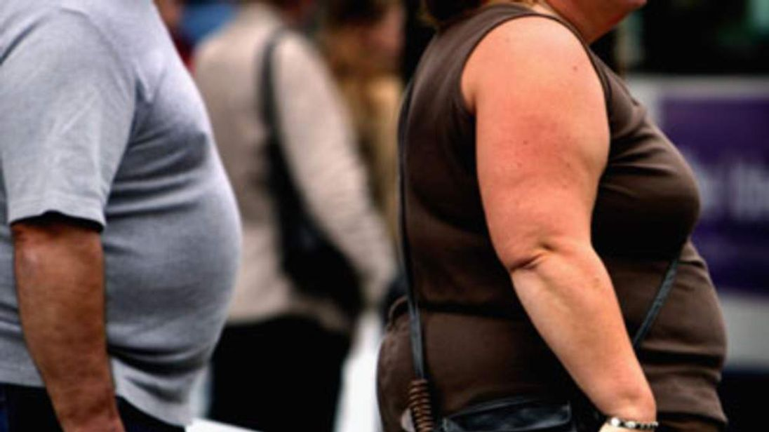 Overweight Obese People Generic