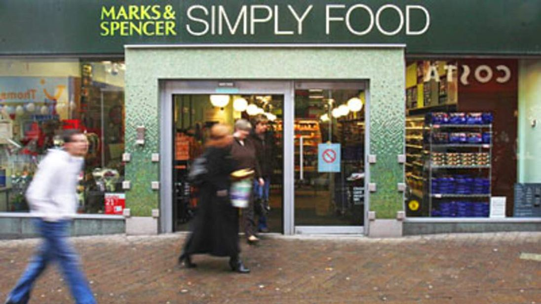 Marks & Spencer Simply Food