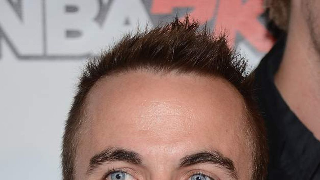 Malcolm In The Middle Actor Frankie Muniz