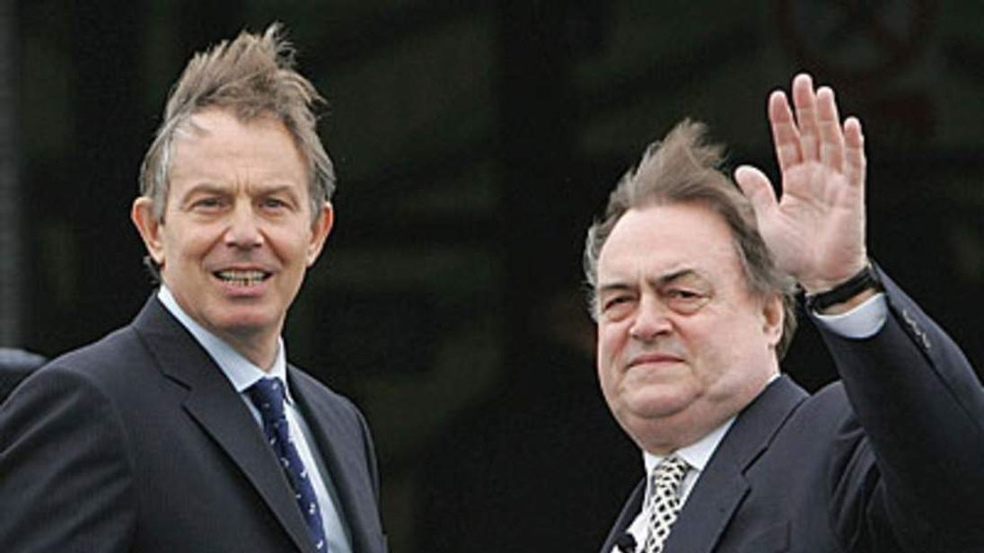 pg gordon brown john prescott Tony Blair