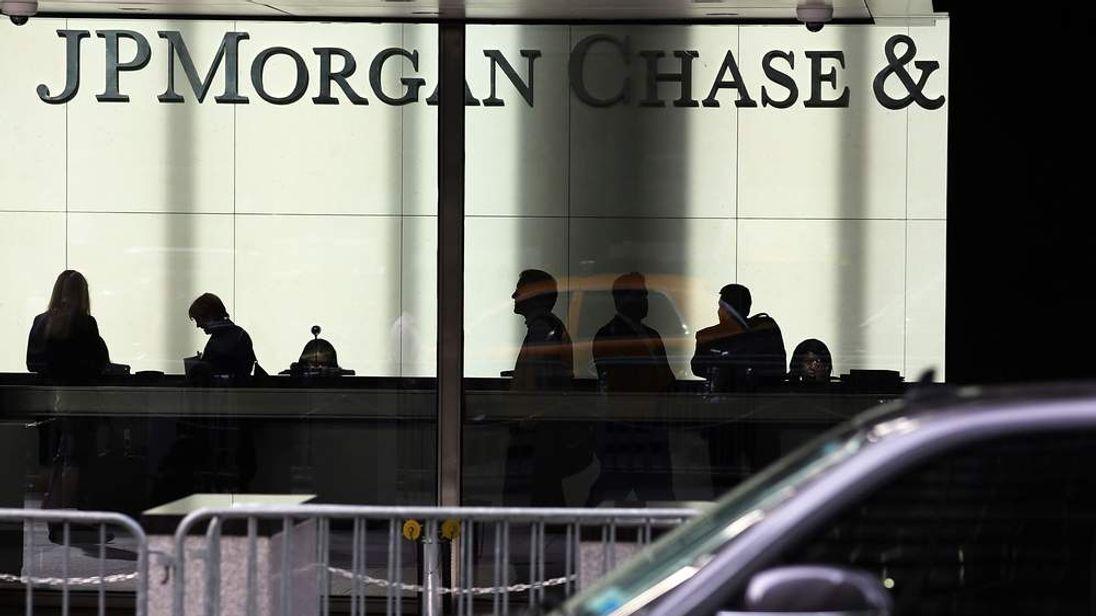 JP Morgan Chase office