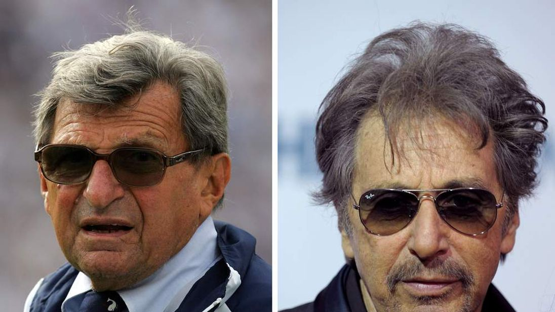 FILE PHOTO:  Al Pacino To Play Joe Paterno In Biopic Role