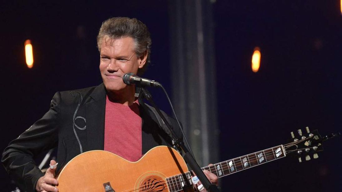 Randy Travis Performs In October 2012