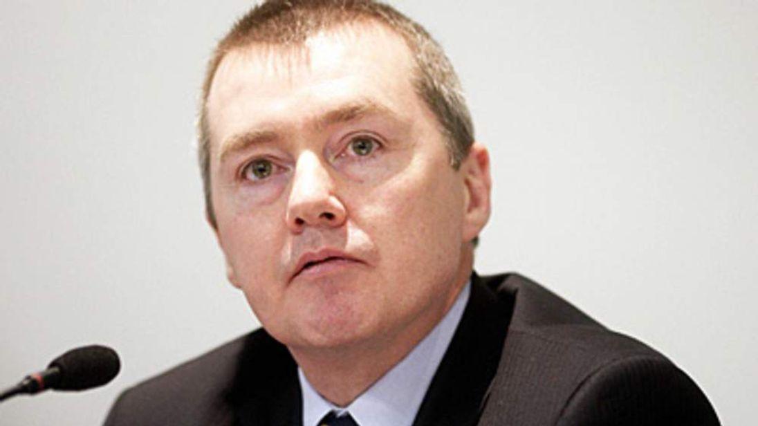 Willie Walsh