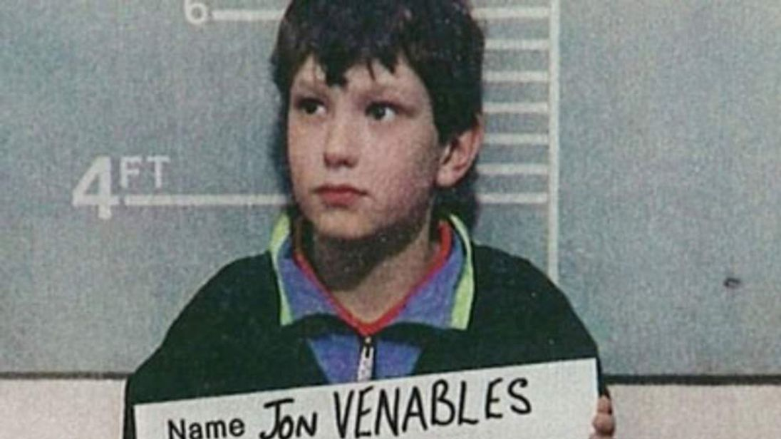 Police Handout From 1993 Arrest Of Jon Venables, Who Murdered Liverpool Toddler James Bulger. He And With Robert Thompson Snatched James From Shopping Centre Before Battering Him To Death.