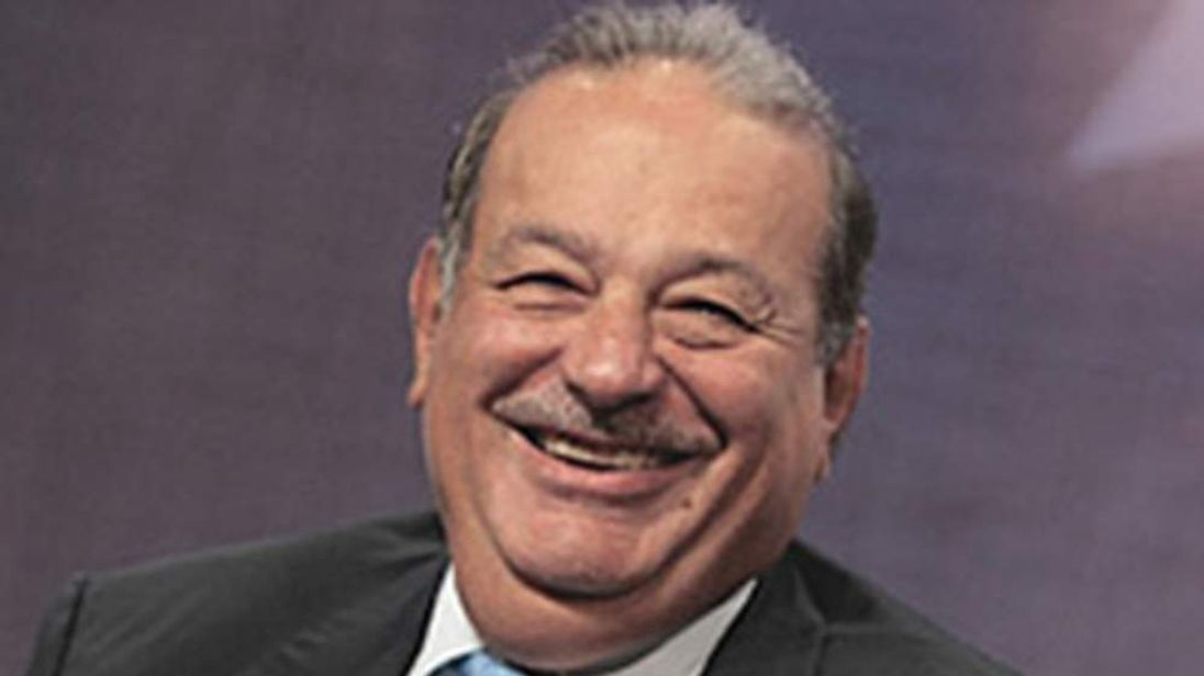 World's richest man Mexican telecoms tycoon Carlos Slim Helu