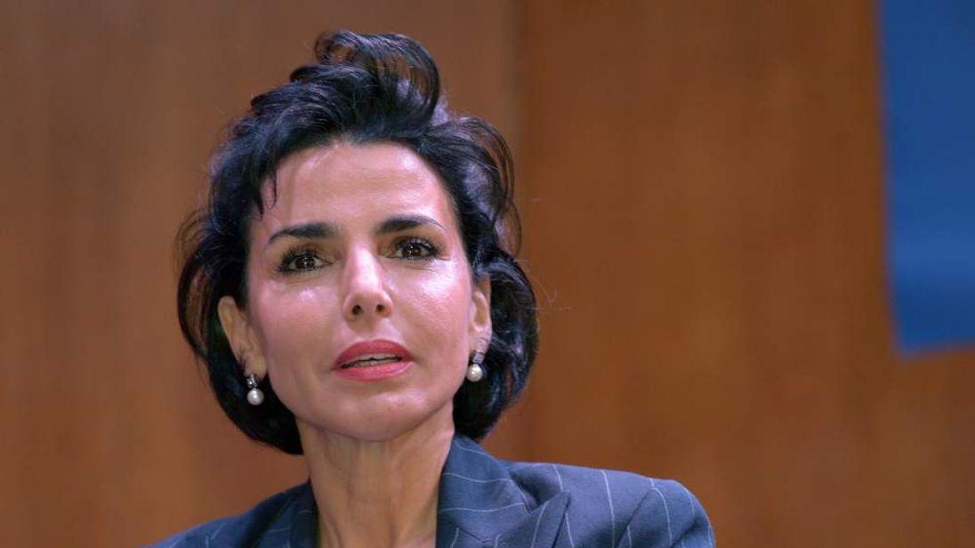 Ex-French Justice Minister Rachida Dati