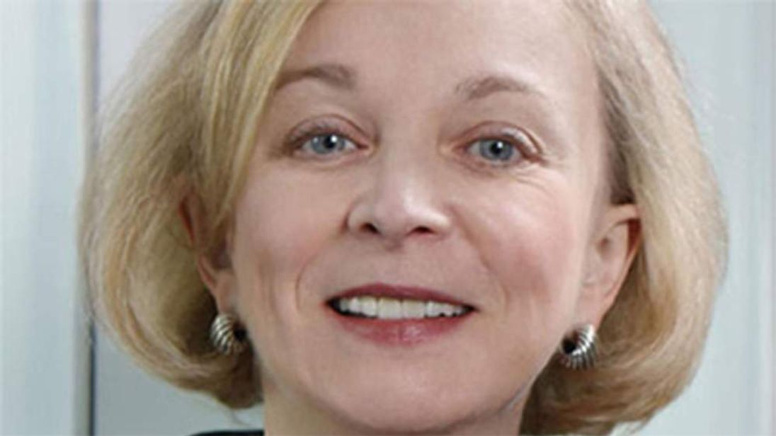 New Royal Mail chief executive Moya Greene (Pic: Royal Mail)