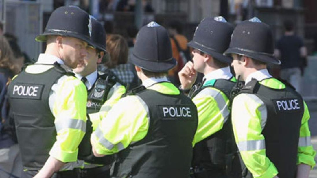 UK Police officers