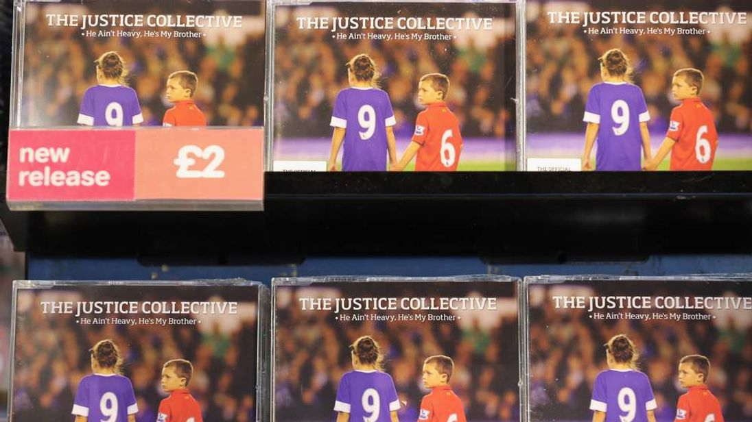 Charity Single Launched For The 1989 Hillsborough Tragedy