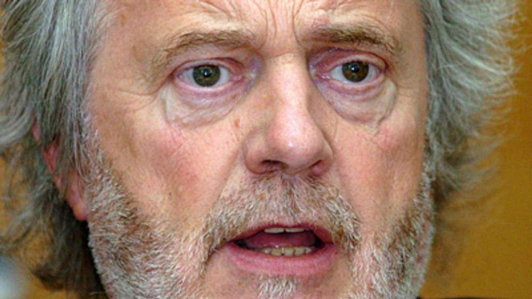 Liberal Democrat MP Mike Hancock