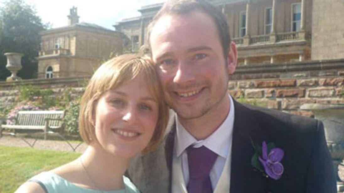 Joanna Yeates and Greg Reardon