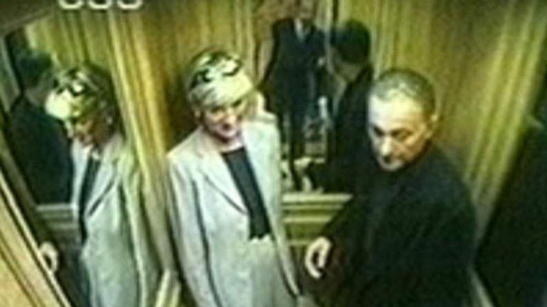 PG diana dodi lift to imperial suite ritz paris