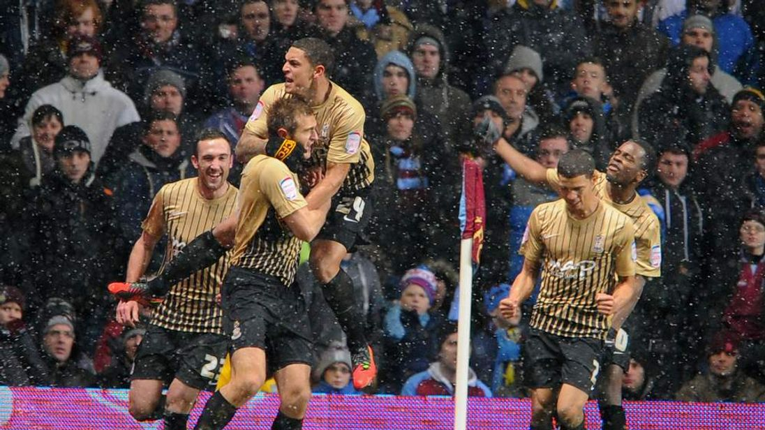 Aston Villa v Bradford City - Capital One Cup Semi-Final Second Leg