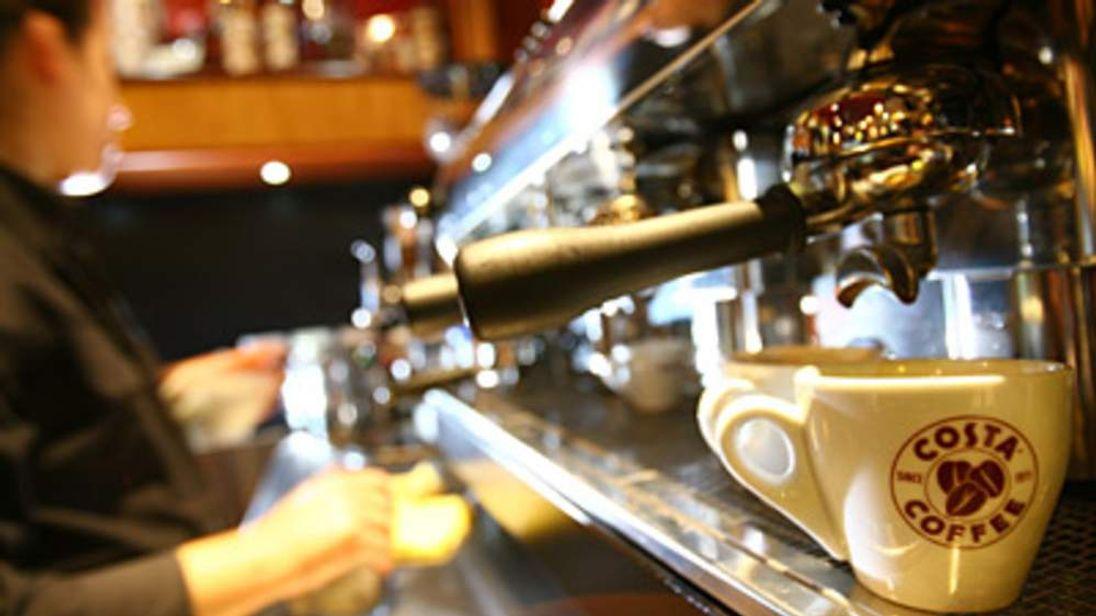 Costa Coffee machine - Whitbread plc picture