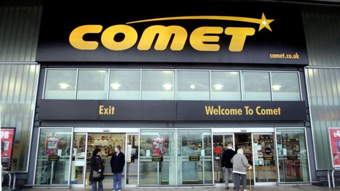 Comet store