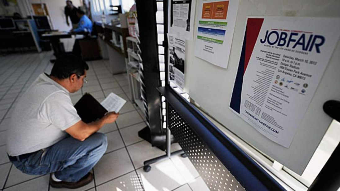A US jobs initiative in Pasadena, California