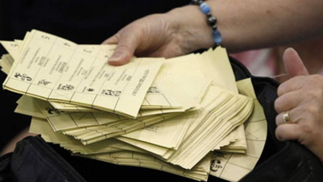 UK ballot box