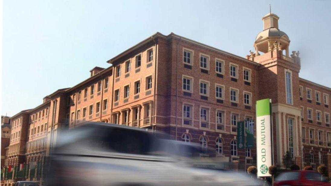 Old Mutual building in Johannesburg in 2010