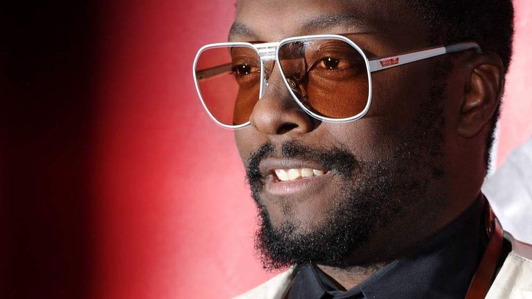 Black Eyed Peas founder will.i.am