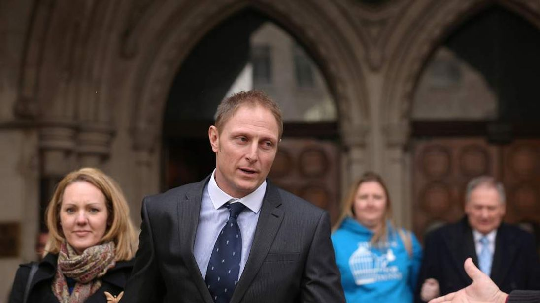 SAS Sergeant Danny Nightingale Appeals For His Conviction To Be Quashed