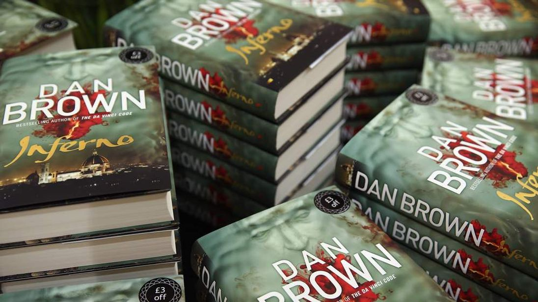 Dan Brown's Inferno: set to be the best-seller of the year.