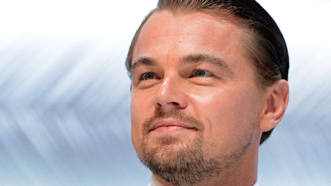 Leonardo DiCaprio at Cannes Film Festival