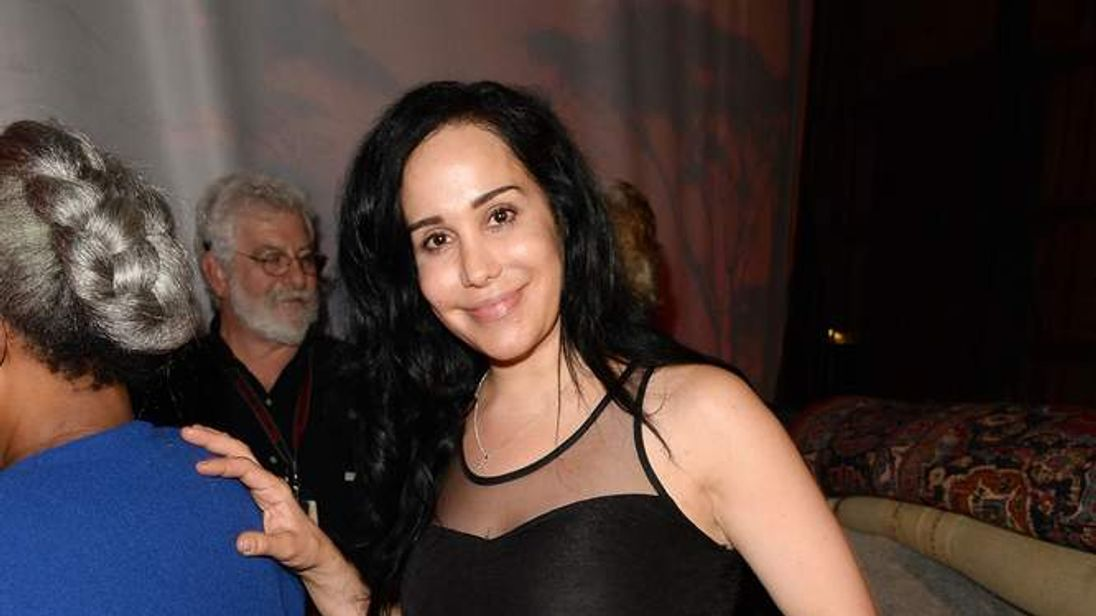 """Octomom Nadya Suleman at Spike TV's """"Guys Choice 2013"""" - Backstage And Audience"""