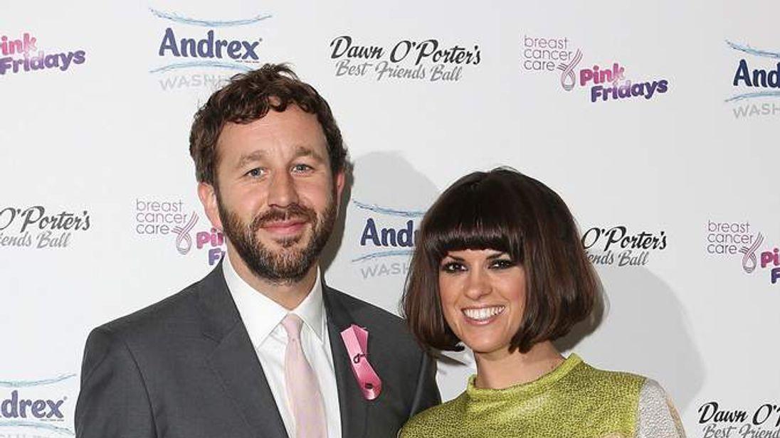Dawn O'Porter and Chris O'Dowd