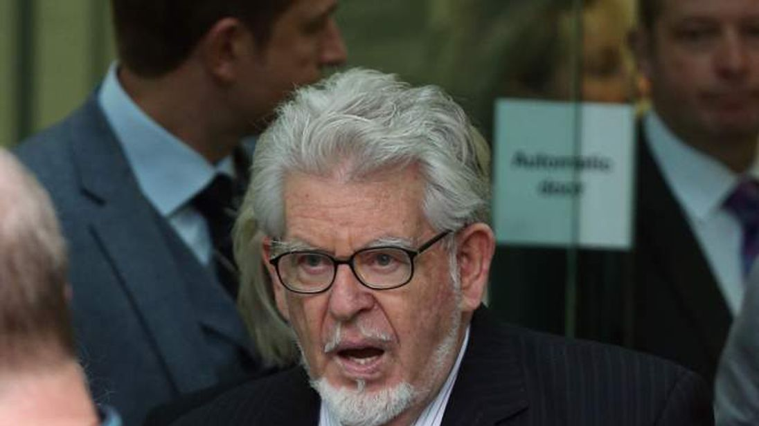 Rolf Harris In Court To Face Indecent Assault Charges