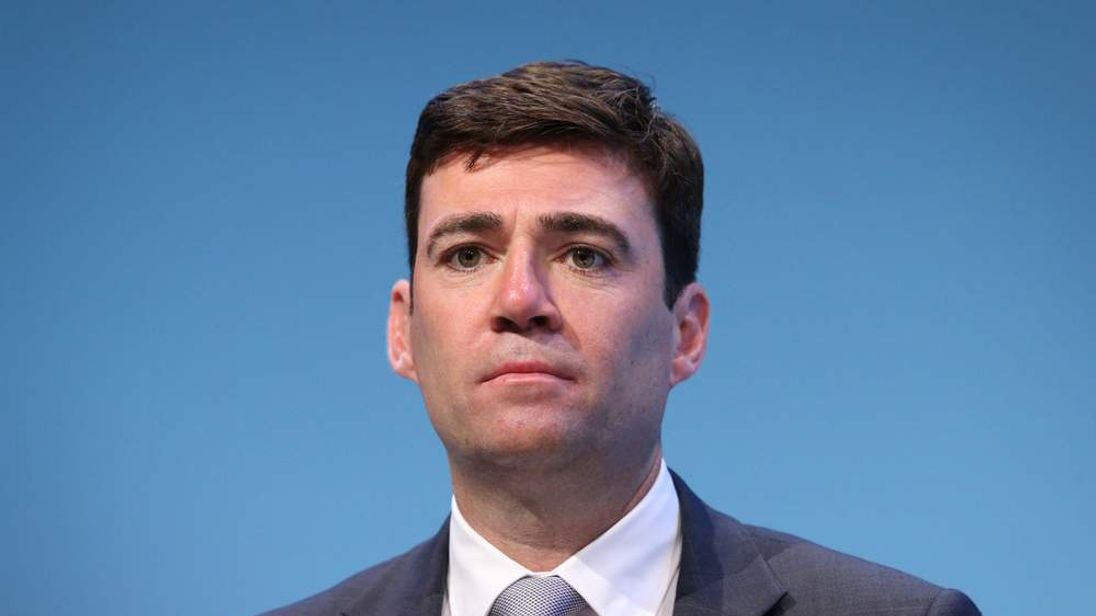 The Labour Party Annual Conference Andy Burnham