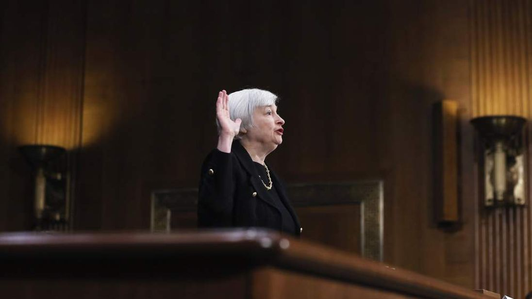 Janet Yellen Named New Head Of Federal Reserve