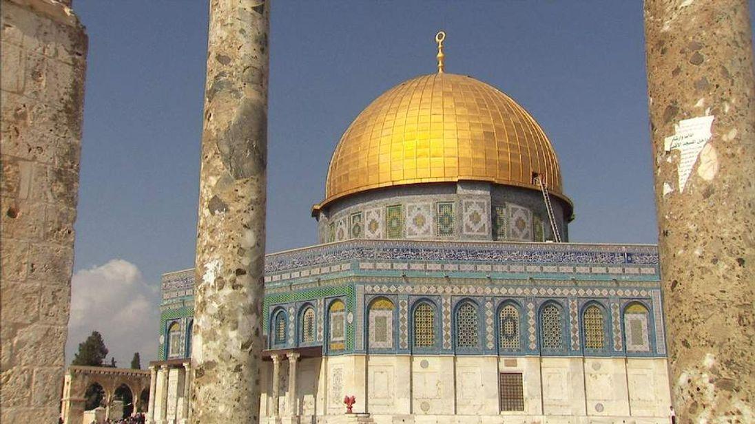 Dome of the Rock and Al Aqsa Mosque