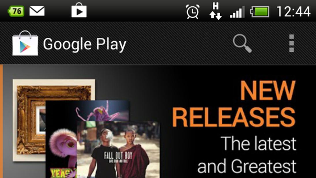 Google Play screenshot
