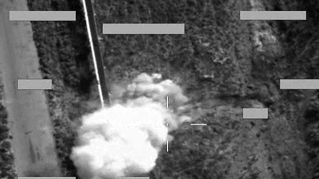 RAF conducts first airstrikes of Iraq mission