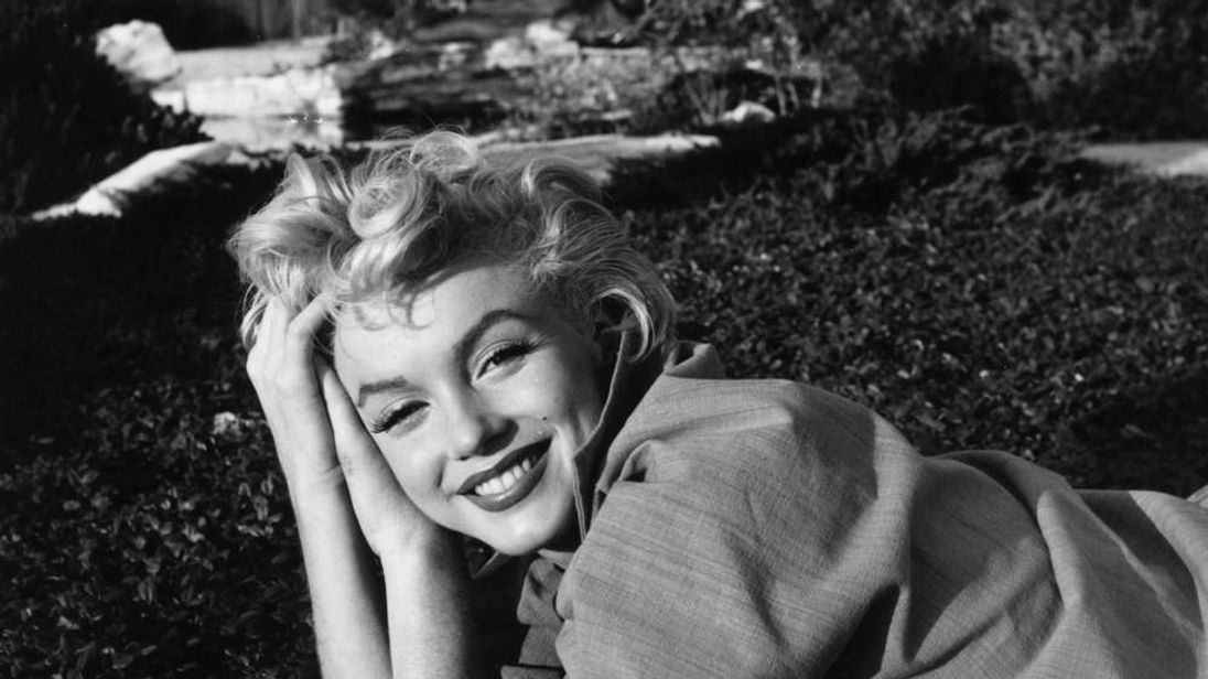 Monroe publicity from 1950's