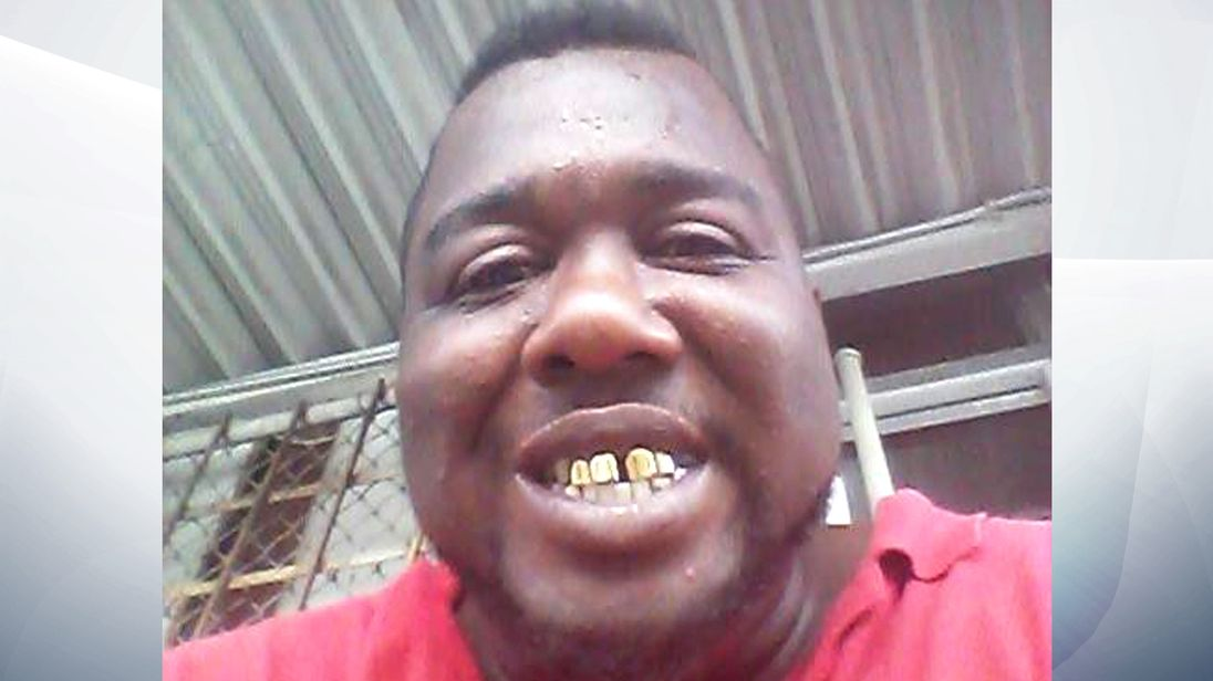 Alton Sterling man shot dead by police in Louisiana