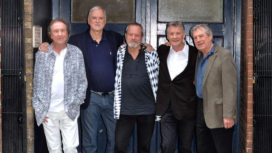 Monty Python Photocall