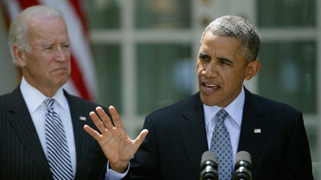 President Obama Delivers Statement On Immigration Reform In The Rose Garden