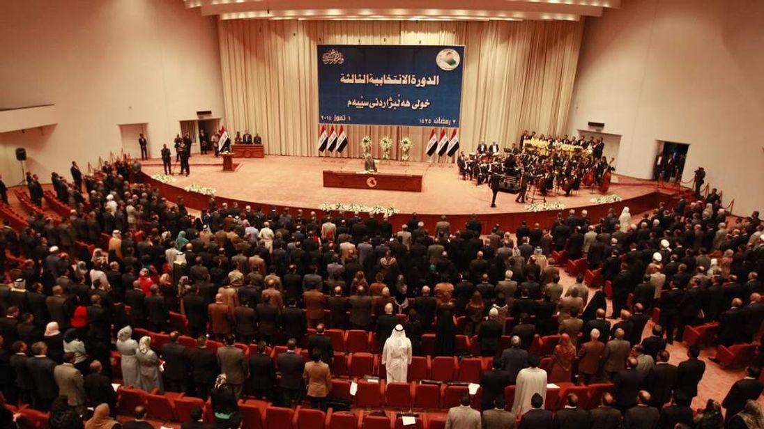 Talks collapse in the Iraqi parliament